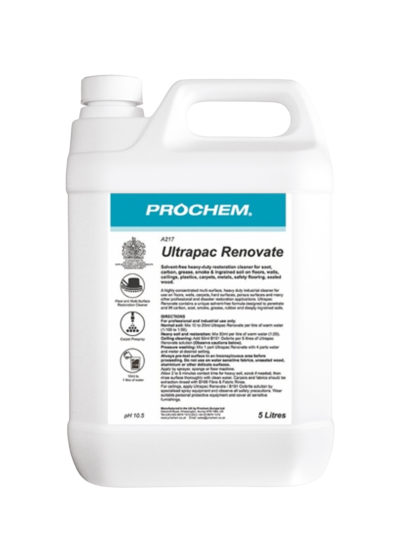 Prochem Europe Ltd Cleaning Products Equipment